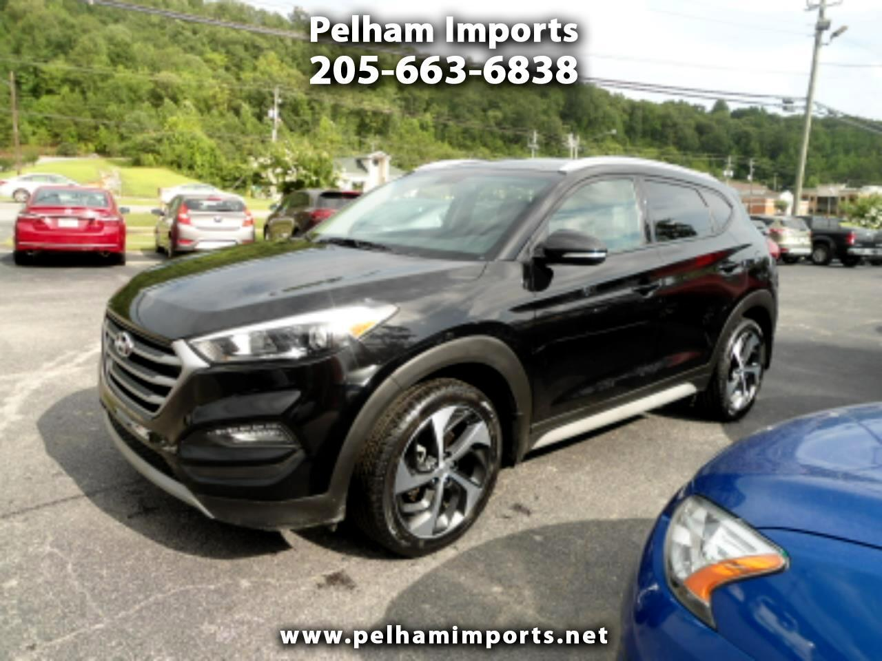 Hyundai Tucson Sport FWD 2018