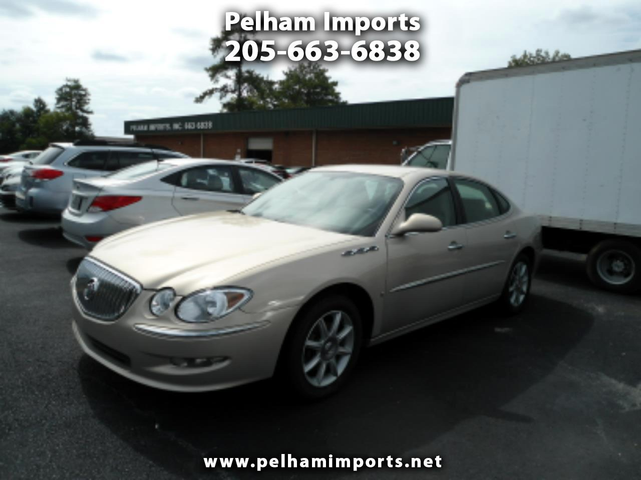 Buick LaCrosse 4dr Sdn CXL 2008