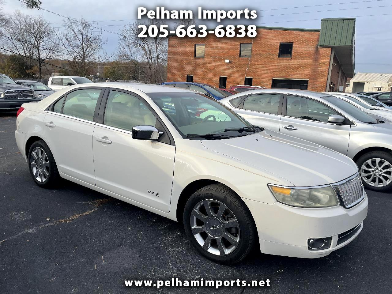 Lincoln MKZ 4dr Sdn FWD 2008