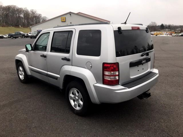 2012 Jeep Liberty Sport 4WD