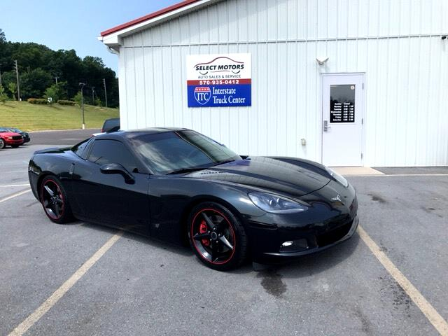 2012 Chevrolet Corvette Premium Coupe 3LT