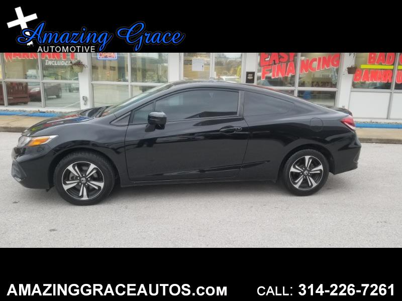 2015 Honda Civic EX Coupe 5-Speed MT