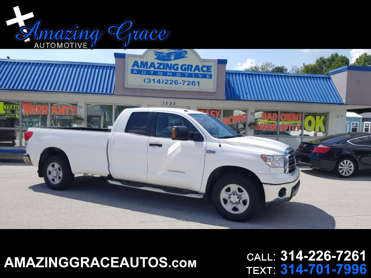 Toyota Tundra Tundra-Grade 5.7L FFV Double Cab Long Bed 4WD 2012