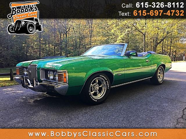 1971 Mercury Cougar XR7 GS