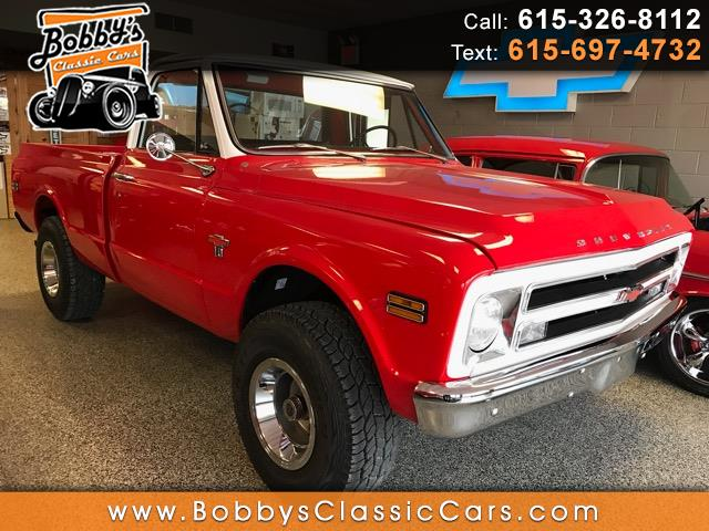 1968 Chevrolet Trucks Pickup
