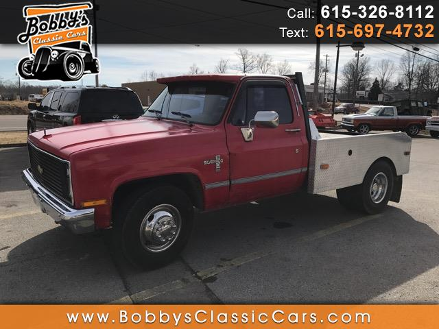 1982 Chevrolet C30 Dually
