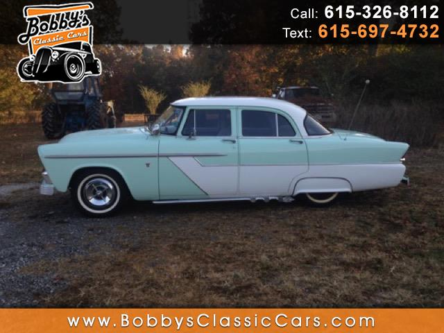 1955 Plymouth 4 Door