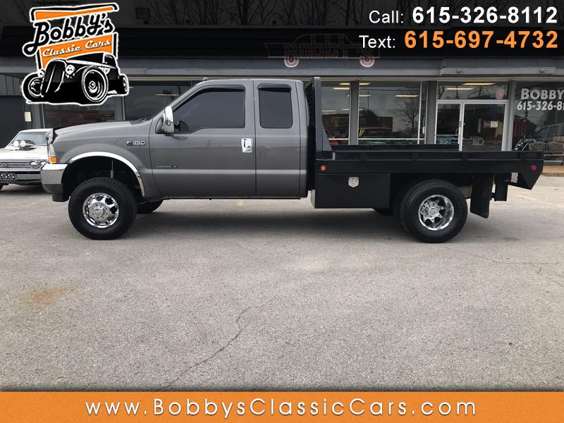 2002 Ford F-350 SD XL SuperCab Long Bed 4WD DRW