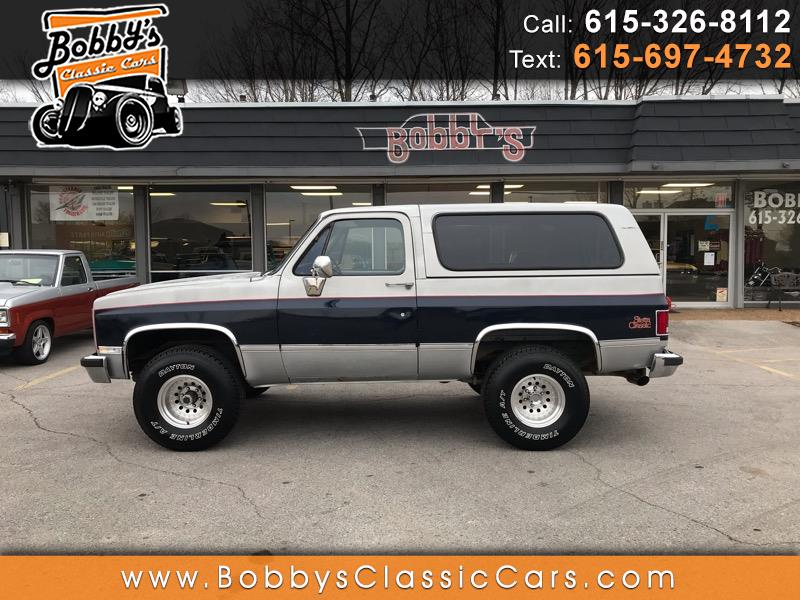1987 GMC Jimmy V1500 4WD