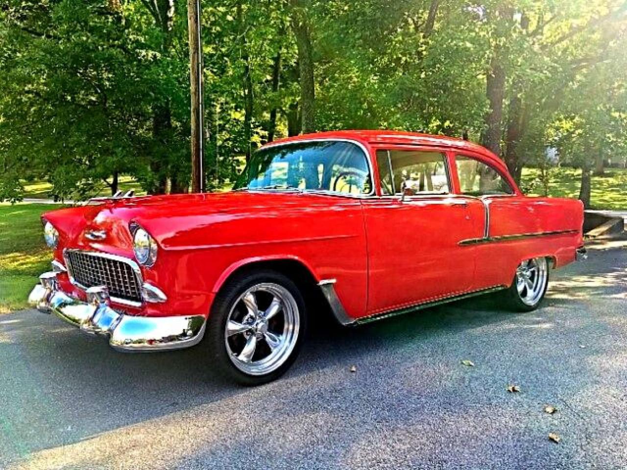 Chevrolet 210 Base 1955