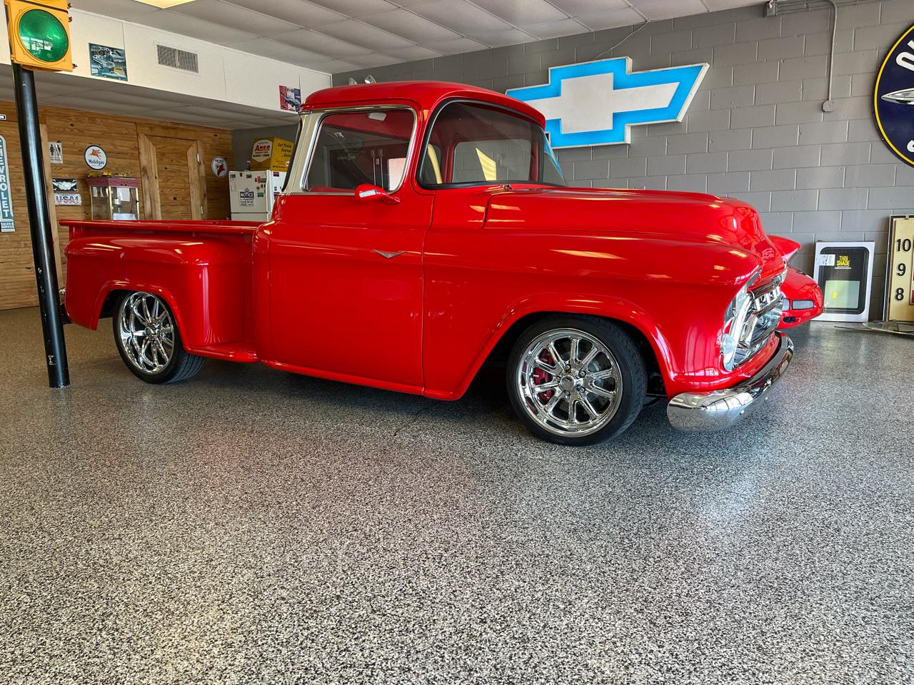 Chevrolet Stepside Custom 1957