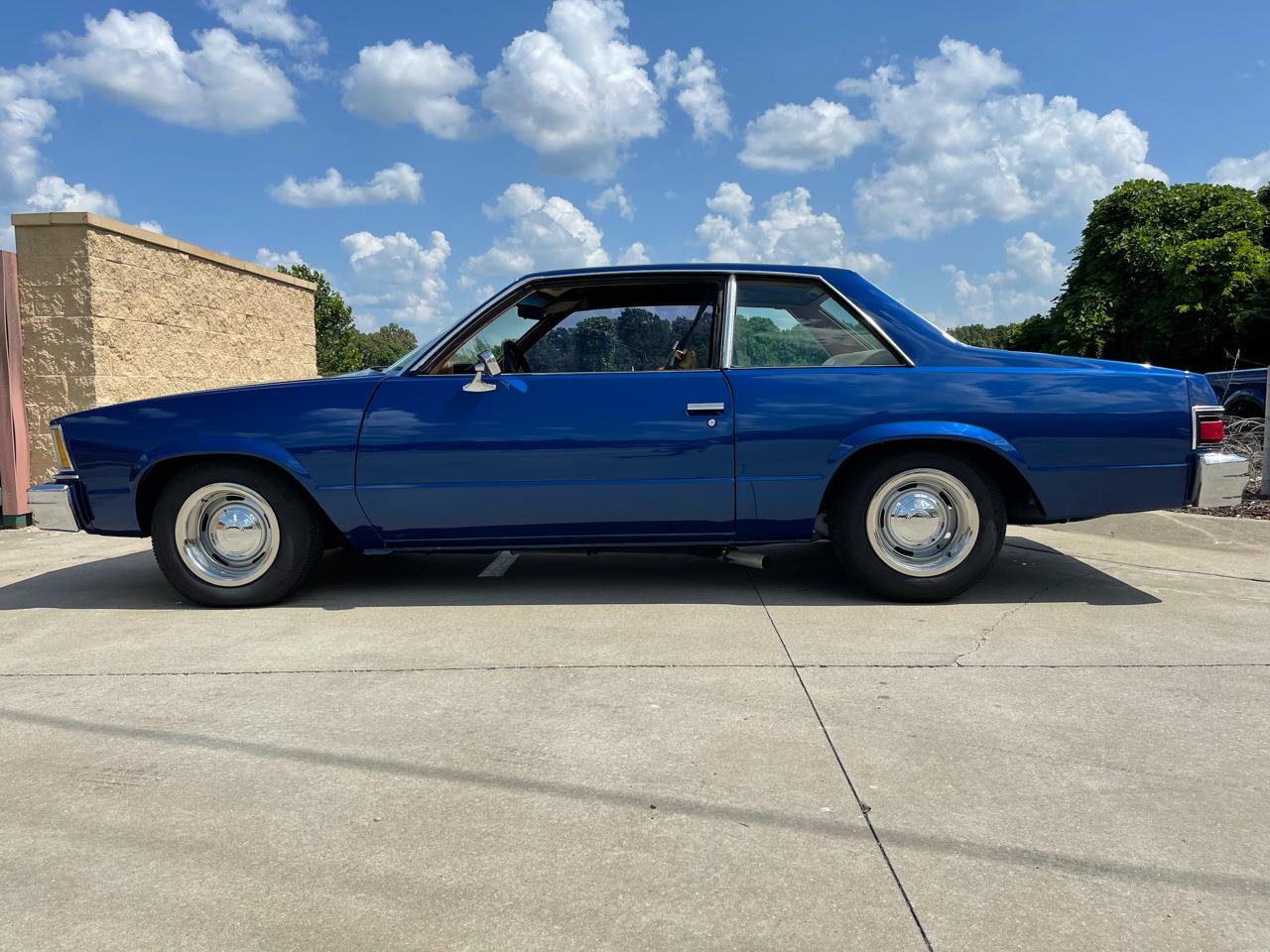 Chevrolet Malibu 2dr Coupe Classic 1979