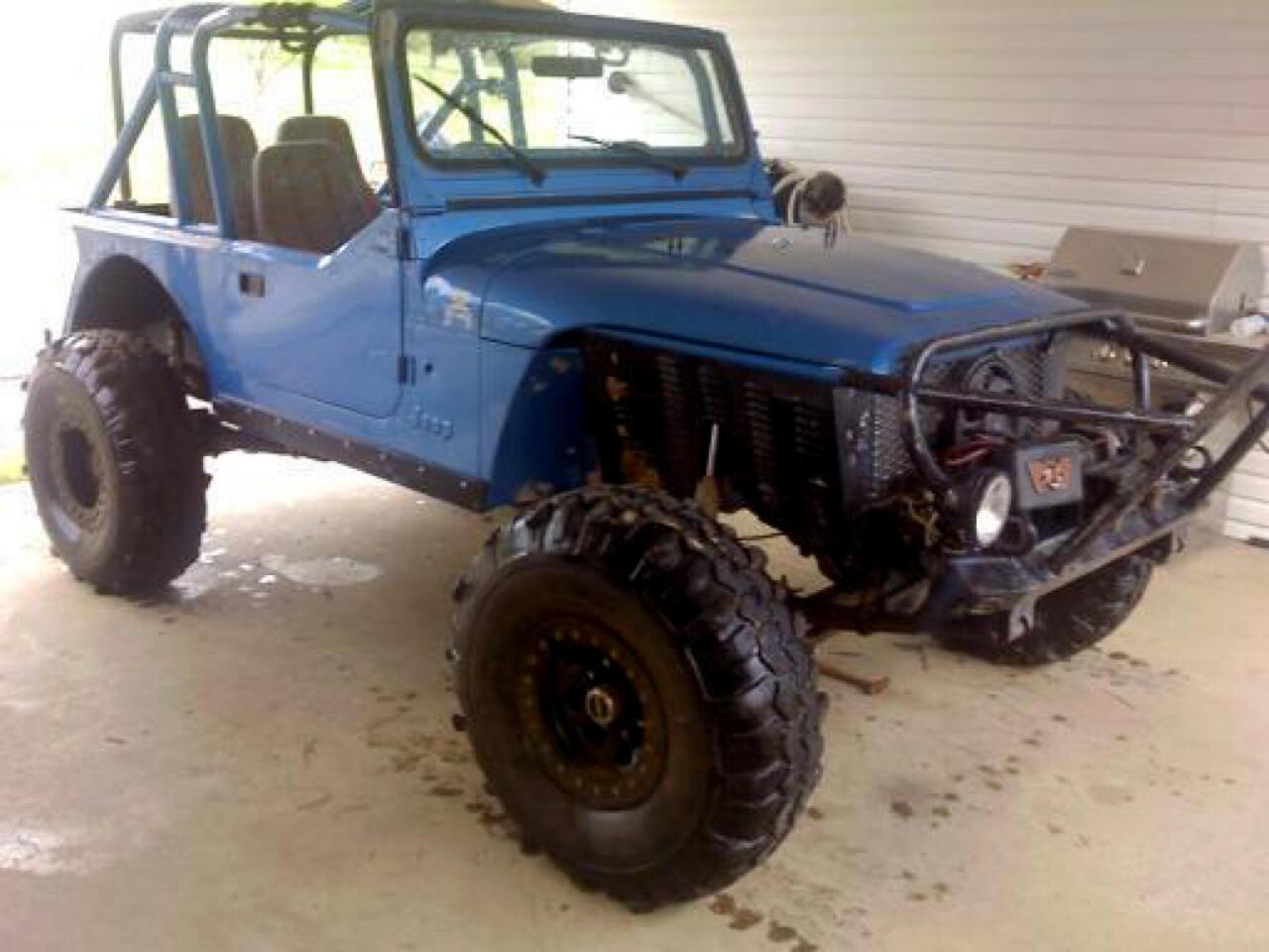 Jeep Wrangler 2dr Base 1987