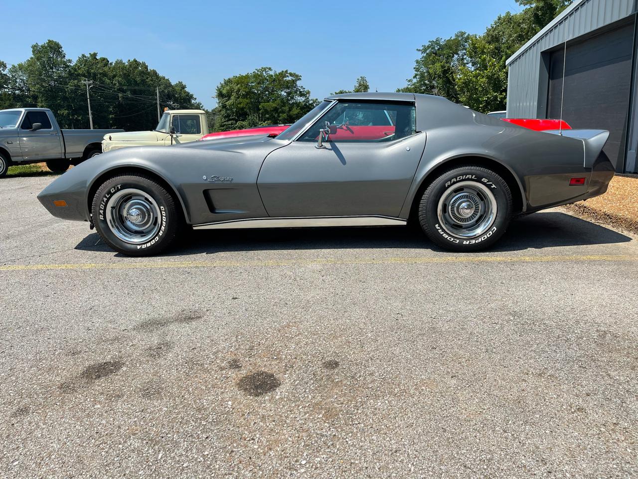 Chevrolet Corvette 2dr Coupe 1974
