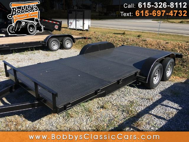 2019 Trailer Car Hauler