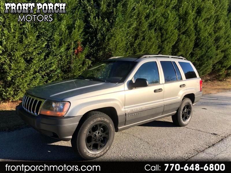 2001 Jeep Grand Cherokee Laredo 2WD