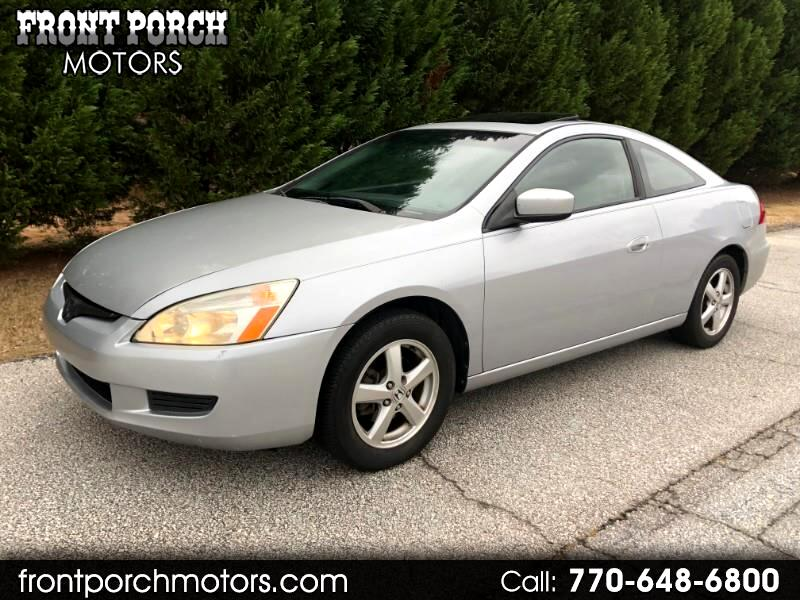 2003 Honda Accord EX coupe AT