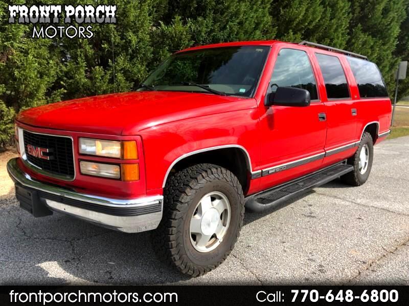 1997 GMC Suburban 1500 4WD