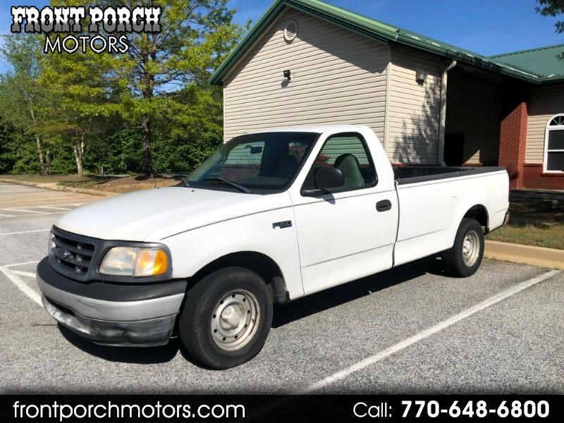 2000 Ford F-150 XL Reg. Cab Long Bed 2WD