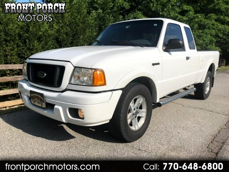 2005 Ford Ranger XL SuperCab 4WD