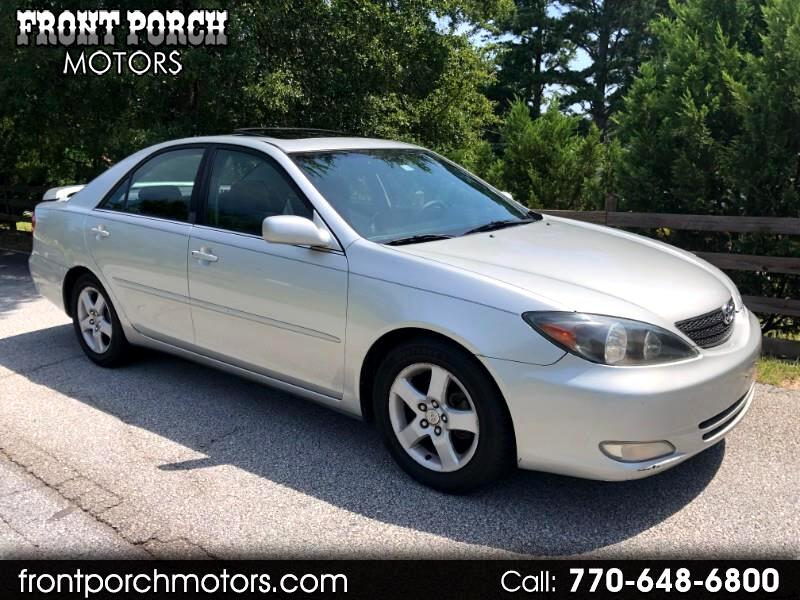 2002 Toyota Camry LE
