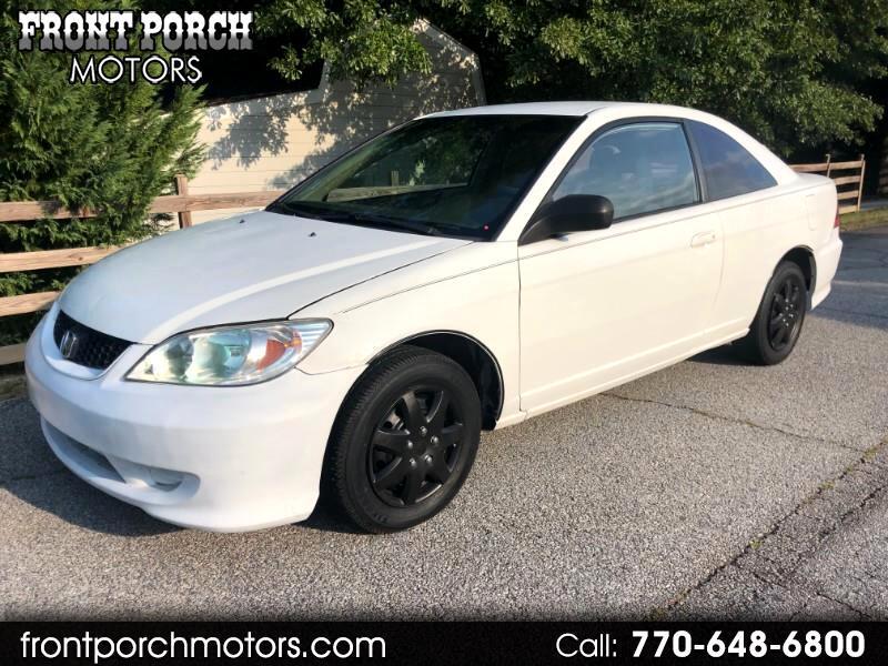 2004 Honda Civic LX Coupe AT