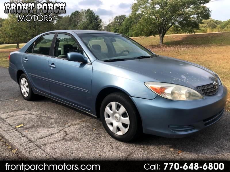 2003 Toyota Camry For Sale >> Used 2003 Toyota Camry Xle For Sale In Conyers Ga 30094
