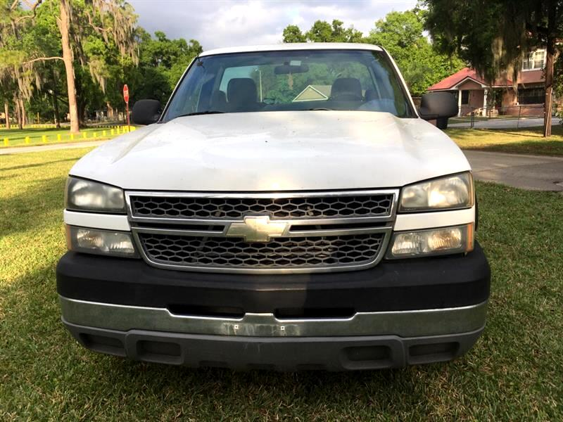 2005 Chevrolet Silverado 2500 Long Bed 2WD