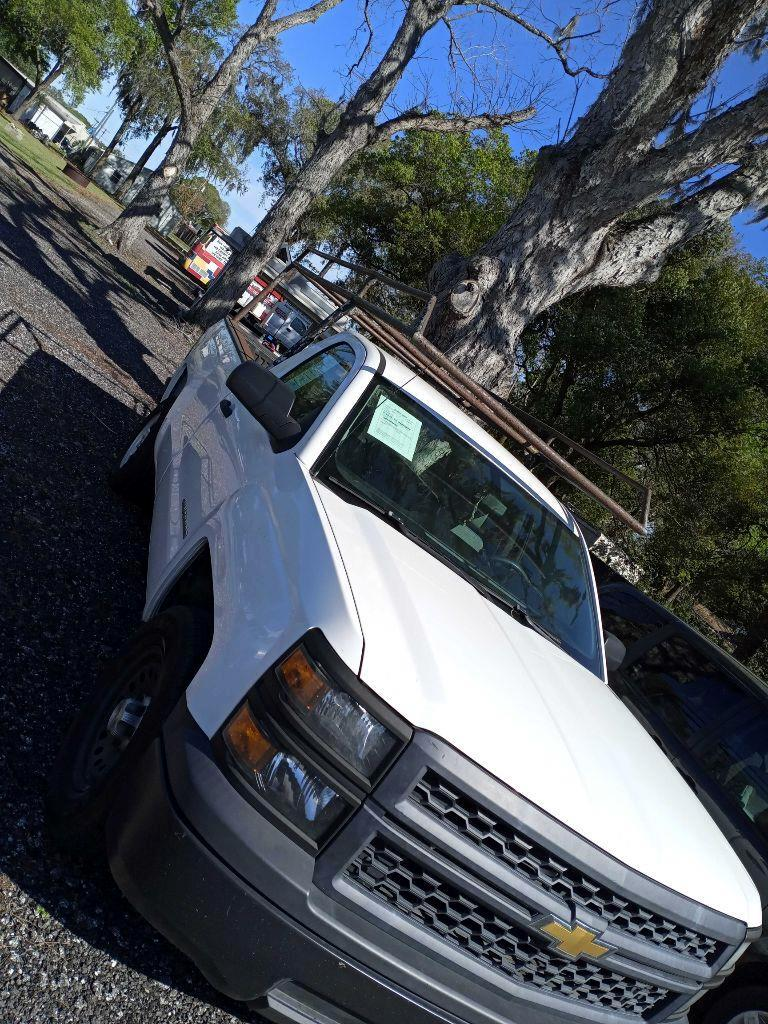 Chevrolet Silverado 1500 Work Truck 2WT Regular Cab Long Box 2WD 2014