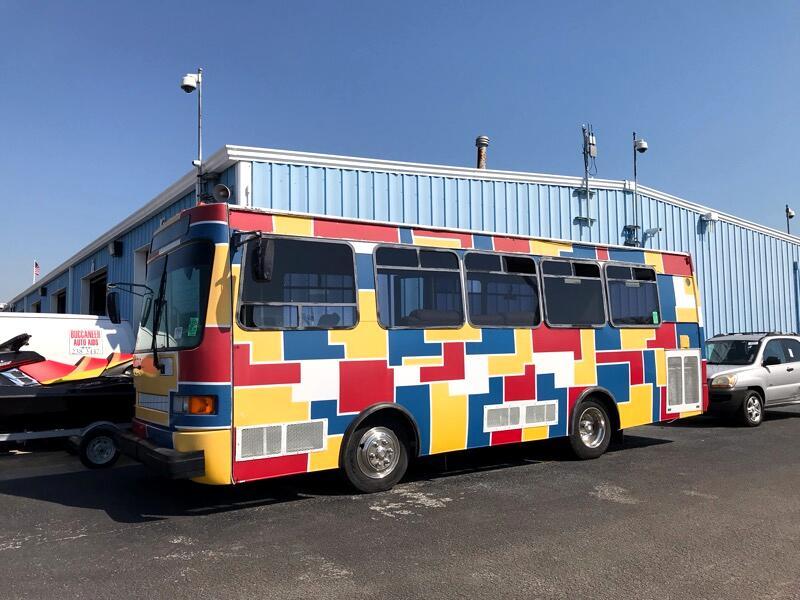 1997 Chevrolet Shuttle Bus