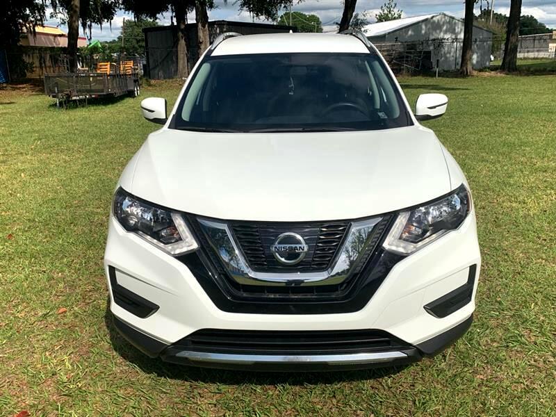 2017 Nissan ROGUE S/SV