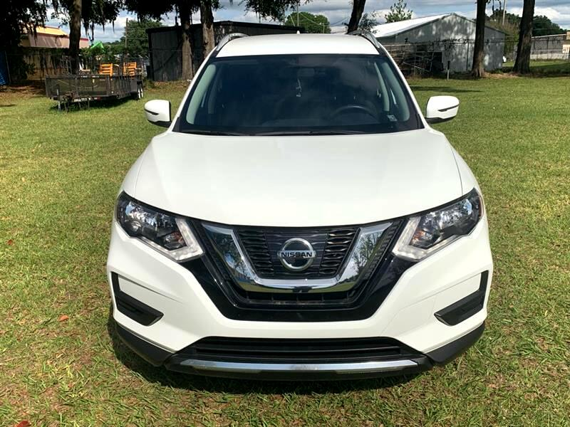 2017 Nissan ROGUE S/SV