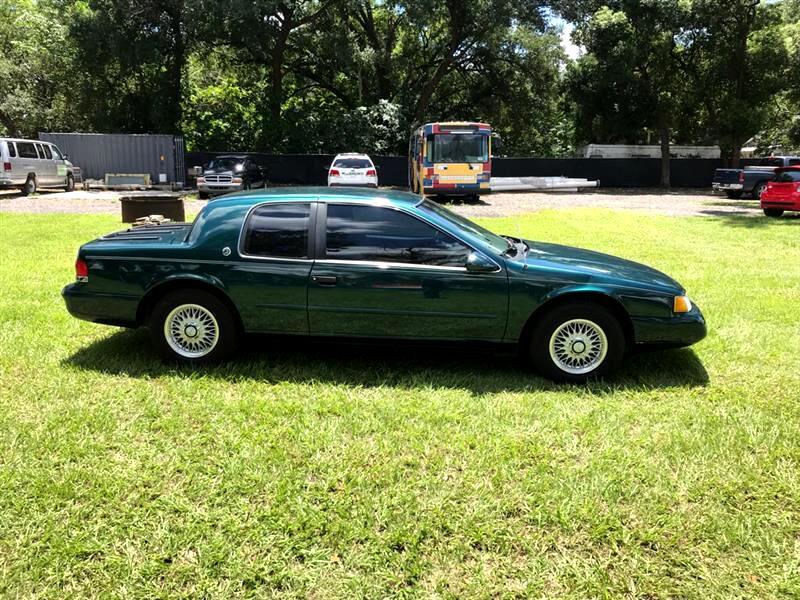 1995 Mercury Cougar XR-7