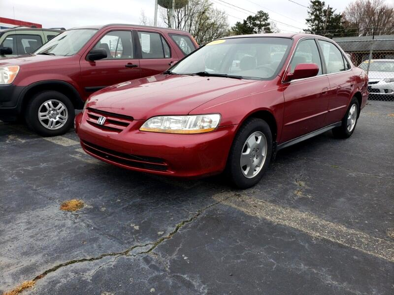 Honda Accord LX V6 sedan 2002