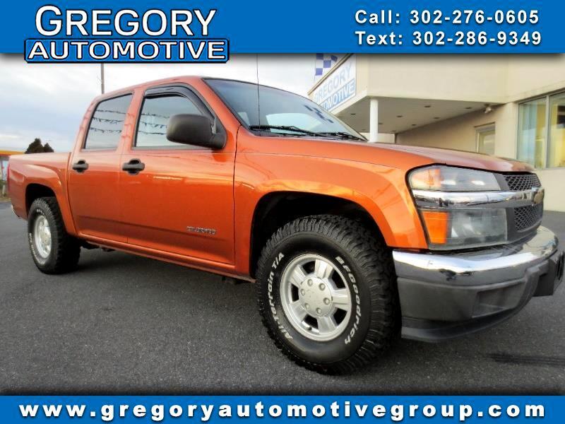 2005 Chevrolet Colorado Crew Cab 126.0
