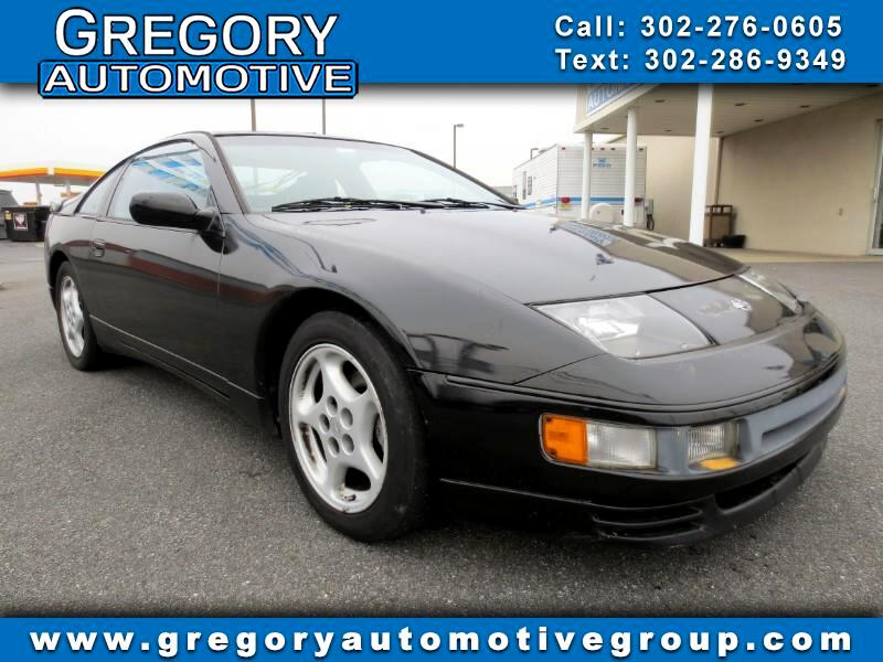 1991 Nissan 300ZX 2dr Hatchback Coupe Turbo Auto
