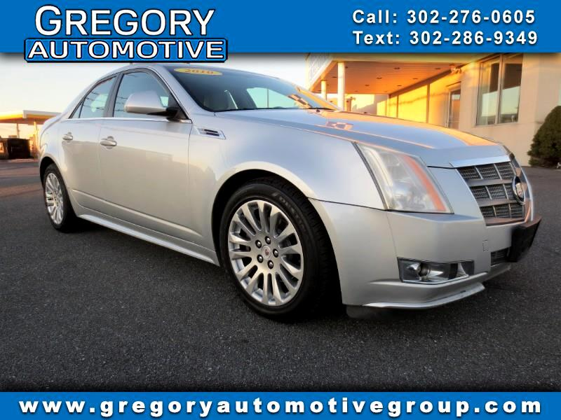 2010 Cadillac CTS Sedan 4dr Sdn 3.0L Performance RWD
