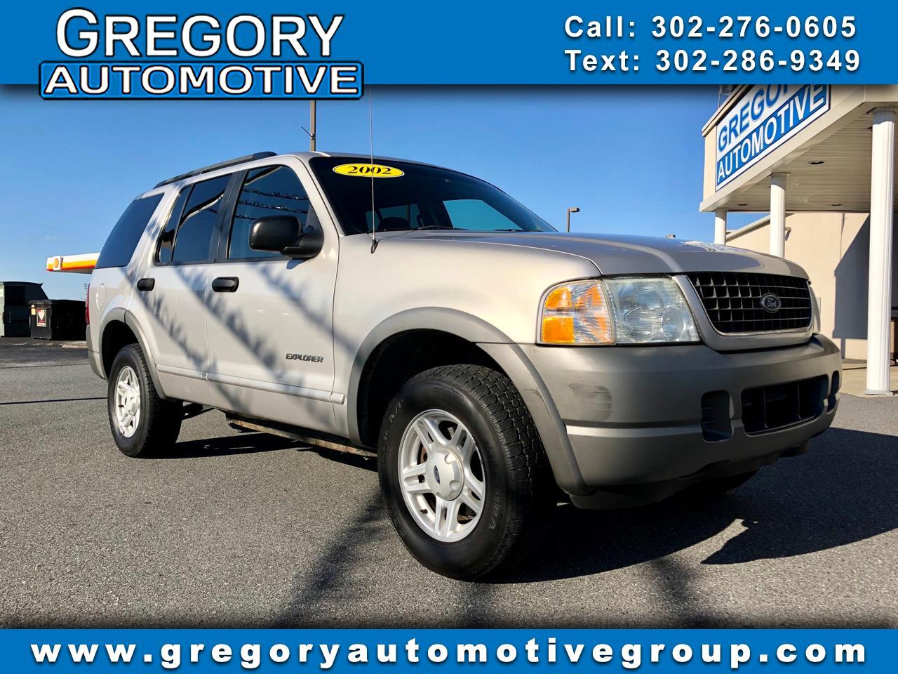 "2002 Ford Explorer 4dr 114"" WB XLS 4WD"