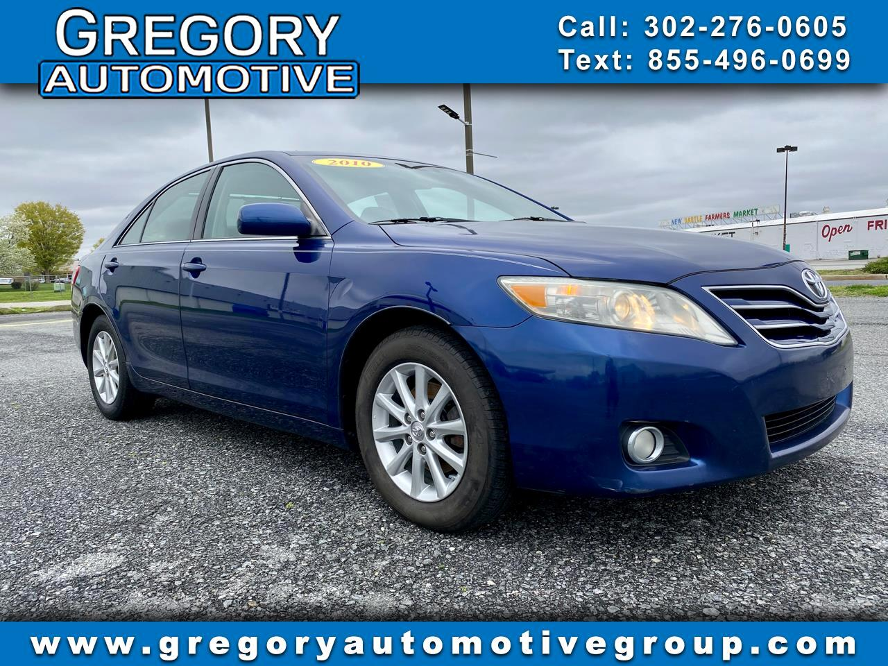Toyota Camry 4dr Sdn I4 Auto XLE (Natl) 2010