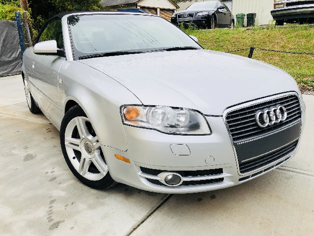 2008 Audi A4 2.0T CABRIOLET