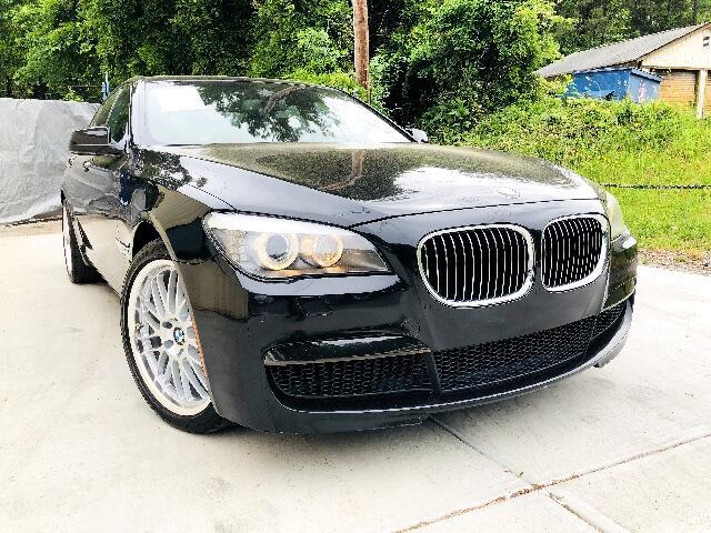 2011 BMW 7-Series M SPORTS