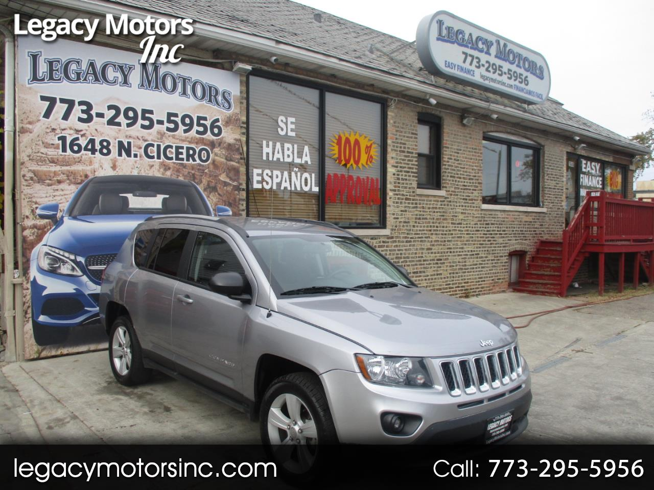 2017 Jeep Compass Sport 4x4 *Ltd Avail*