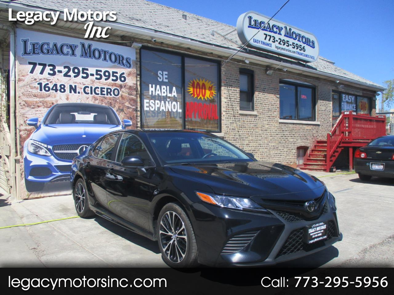 2018 Toyota Camry 2014.5 4dr Sdn I4 Auto SE Sport (Natl)