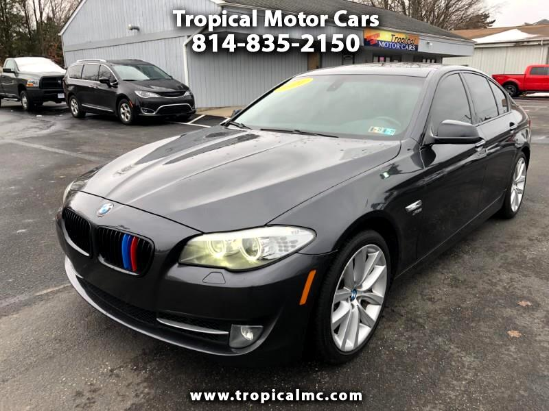 2011 BMW 5-Series 535xi