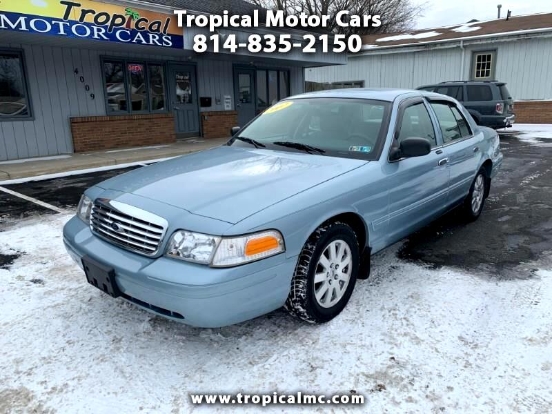 2007 Ford Crown Victoria LX