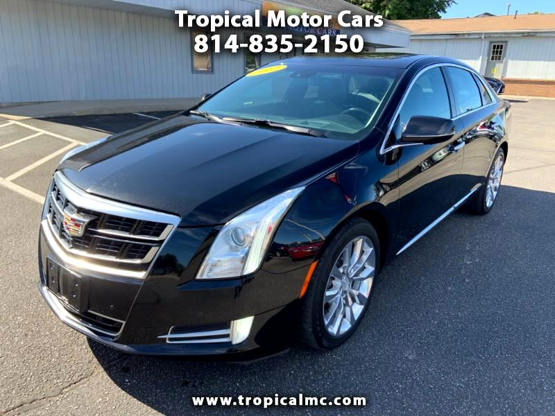 Cadillac XTS Premium AWD 2017
