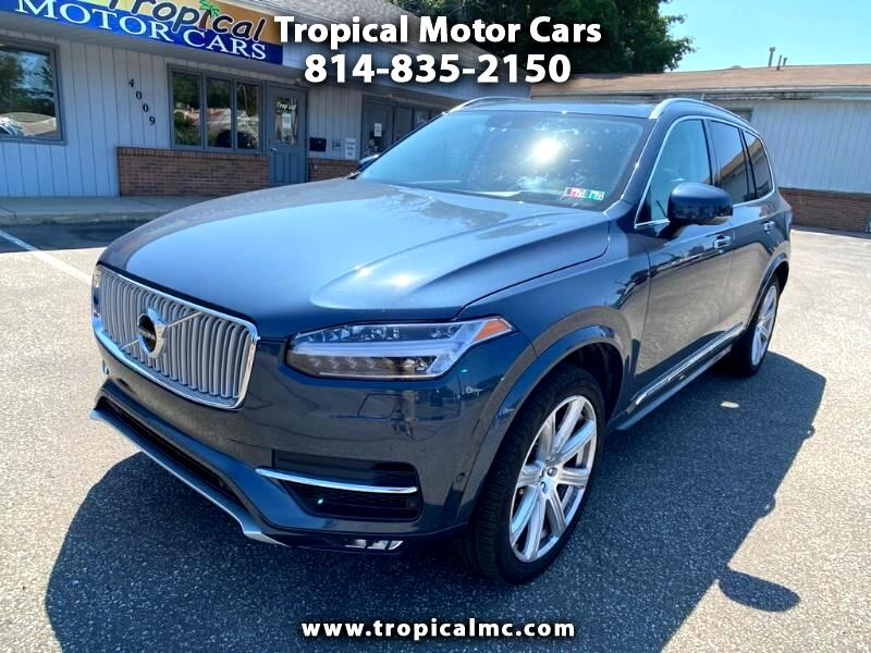 Volvo XC90 T6 Inscription AWD 2018