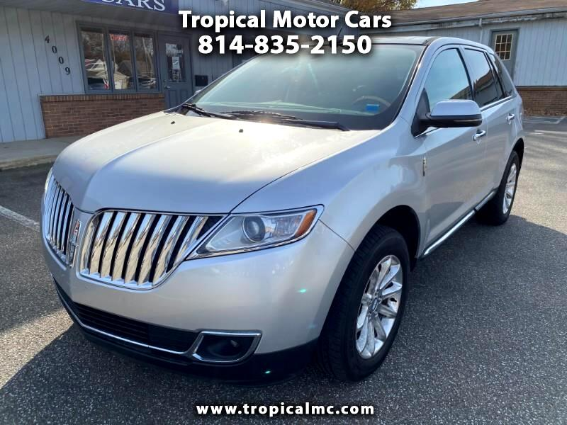 Lincoln MKX AWD 2013