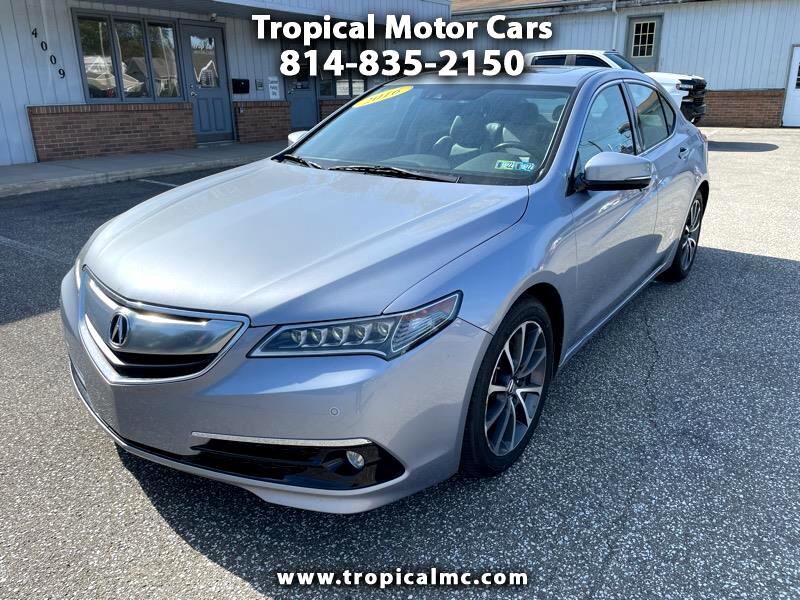 Acura TLX 9-Spd AT SH-AWD w/Advance Package 2016