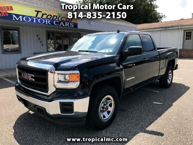 Used Cars For Sale Erie Pa >> Used 2014 GMC Sierra 1500 Base Double Cab 4WD for Sale in ...